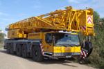 Mobile crane rental 200 t