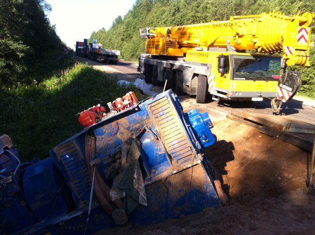 loading and transportation equipment